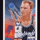 1991-92 Upper Deck Basketball #086 Scott Skiles - Orlando Magic