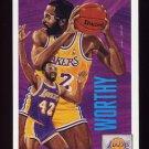 1991-92 Upper Deck Basketball #085 James Worthy - Los Angeles Lakers