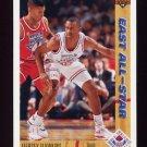 1991-92 Upper Deck Basketball #071 Hersey Hawkins - Philadelphia 76ers