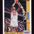 1991-92 Upper Deck Basketball #035 Derrick Coleman - New Jersey Nets