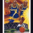1992-93 Upper Deck Basketball #061 Tim Hardaway - Golden State Warriors