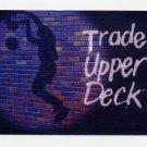 1992-93 Upper Deck Basketball #001A Draft Trade Card