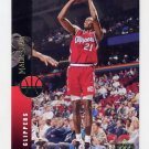 1994-95 Upper Deck Basketball #211 Malik Sealy - Los Angeles Clippers