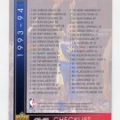 1993-94 Upper Deck Basketball #510 Checklist