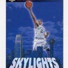 1993-94 Upper Deck Basketball #477 Jim Jackson - Dallas Mavericks