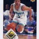 1993-94 Upper Deck Basketball #437 Muggsy Bogues - Charlotte Hornets