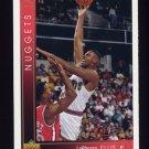 1993-94 Upper Deck Basketball #391 LaPhonso Ellis - Denver Nuggets