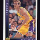 1993-94 Upper Deck Basketball #364 Kurt Rambis - Los Angeles Lakers