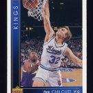 1993-94 Upper Deck Basketball #325 Pete Chilcutt - Sacramento Kings