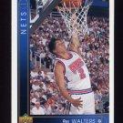 1993-94 Upper Deck Basketball #316 Rex Walters - New Jersey Nets
