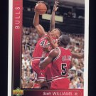 1993-94 Upper Deck Basketball #306 Scott Williams - Chicago Bulls