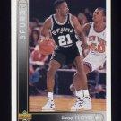1993-94 Upper Deck Basketball #302 Sleepy Floyd - San Antonio Spurs