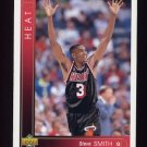 1993-94 Upper Deck Basketball #296 Steve Smith - Miami Heat
