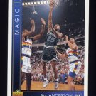 1993-94 Upper Deck Basketball #269 Nick Anderson - Orlando Magic
