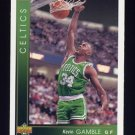 1993-94 Upper Deck Basketball #262 Kevin Gamble - Boston Celtics