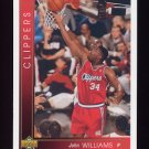 1993-94 Upper Deck Basketball #137 John Williams - Los Angeles Clippers