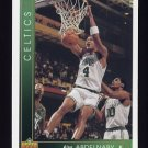 1993-94 Upper Deck Basketball #134 Alaa Abdelnaby - Boston Celtics