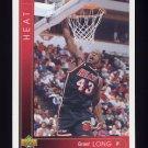 1993-94 Upper Deck Basketball #120 Grant Long - Miami Heat