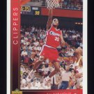 1993-94 Upper Deck Basketball #111 Loy Vaught - Los Angeles Clippers