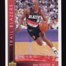 1993-94 Upper Deck Basketball #105 Terry Porter - Portland Trail Blazers