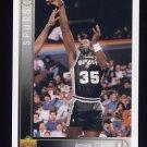 1993-94 Upper Deck Basketball #096 Antoine Carr - San Antonio Spurs
