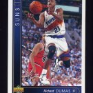 1993-94 Upper Deck Basketball #058 Richard Dumas - Phoenix Suns
