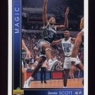 1993-94 Upper Deck Basketball #043 Dennis Scott - Orlando Magic