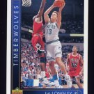 1993-94 Upper Deck Basketball #037 Luc Longley - Minnesota Timberwolves