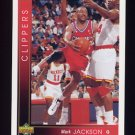 1993-94 Upper Deck Basketball #015 Mark Jackson - Los Angeles Clippers