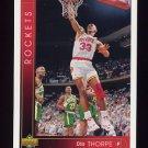1993-94 Upper Deck Basketball #011 Otis Thorpe - Houston Rockets