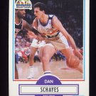 1990-91 Fleer Basketball #053 Danny Schayes - Denver Nuggets
