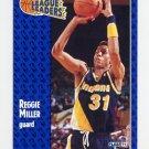 1991-92 Fleer Basketball #226 Reggie Miller - Indiana Pacers