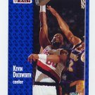 1991-92 Fleer Basketball #169 Kevin Duckworth - Portland Trail Blazers
