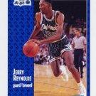 1991-92 Fleer Basketball #146 Jerry Reynolds - Orlando Magic