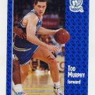 1991-92 Fleer Basketball #124 Tod Murphy - Minnesota Timberwolves