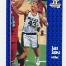 1991-92 Fleer Basketball #120 Jack Sikma - Milwaukee Bucks