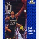 1991-92 Fleer Basketball #119 Dan Schayes - Milwaukee Bucks
