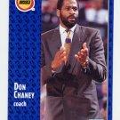 1991-92 Fleer Basketball #073 Don Chaney CO - Houston Rockets