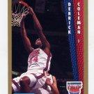 1992-93 Fleer Basketball #143 Derrick Coleman - New Jersey Nets