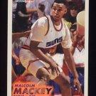 1993-94 Fleer Basketball #360 Malcolm Mackey RC - Phoenix Suns