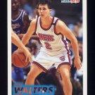 1993-94 Fleer Basketball #337 Rex Walters RC - New Jersey Nets