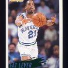 1994-95 Fleer Basketball #052 Fat Lever - Dallas Mavericks