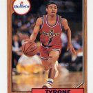 1992-93 Topps Archives Basketball #089 Muggsy Bogues - Charlotte Hornets