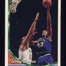 1993-94 Topps Basketball #188 Terry Davis - Dallas Mavericks