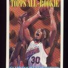 1993-94 Topps Basketball #179 Clarence Weatherspoon - Philadelphia 76ers