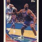 1993-94 Topps Basketball #159 Rick Mahorn - New Jersey Nets