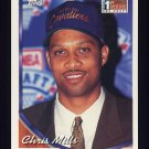 1993-94 Topps Basketball #148 Chris Mills RC - Cleveland Cavaliers