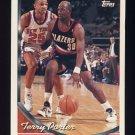 1993-94 Topps Basketball #145 Terry Porter - Portland Trail Blazers