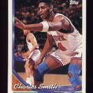 1993-94 Topps Basketball #144 Charles Smith - New York Knicks
