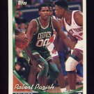 1993-94 Topps Basketball #142 Robert Parish - Boston Celtics